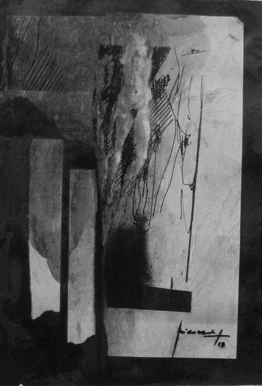 il-buio-2013-acrilico-e-inchiostri-su-cartoncino-35x24