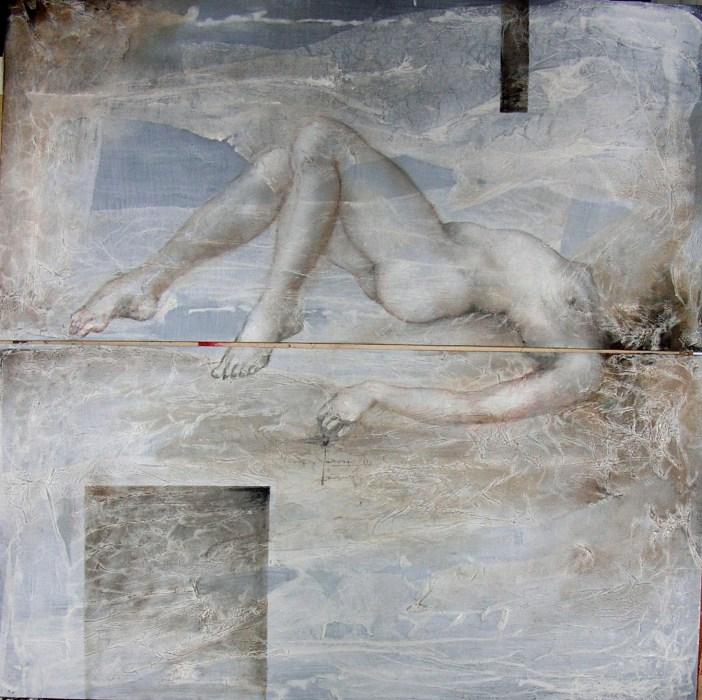 storie-di-silenzi-2013-olio-inchiostri-acrilico-su-carte-e-tela-120x120-1