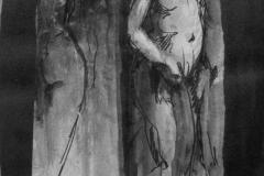 il-tempo-frammentato-2013-acrilico-e-inchiostri-su-cartoncino-35x24